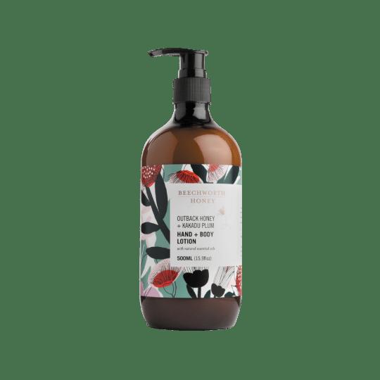 HBLOUK - Outback Honey & Kakadu Plum Hand & Body Lotion